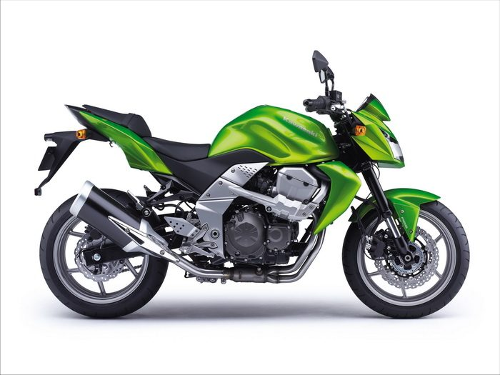 Kawasaki Z 750 2011 - 27