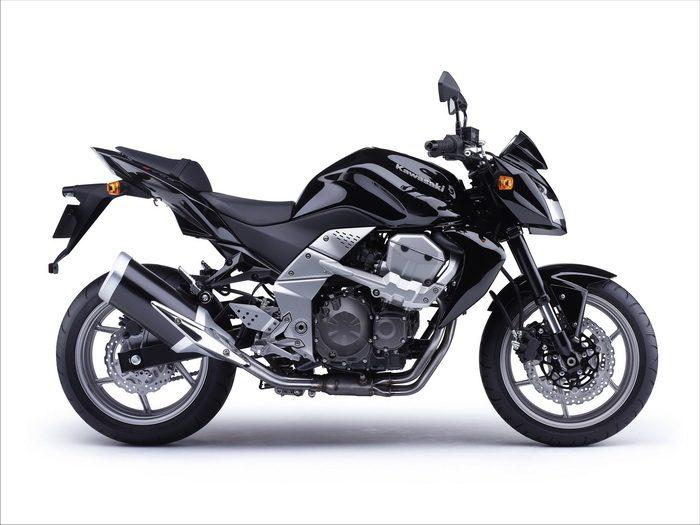 Kawasaki Z 750 2009 - 28
