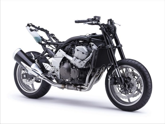 Kawasaki Z 750 2009 - 31