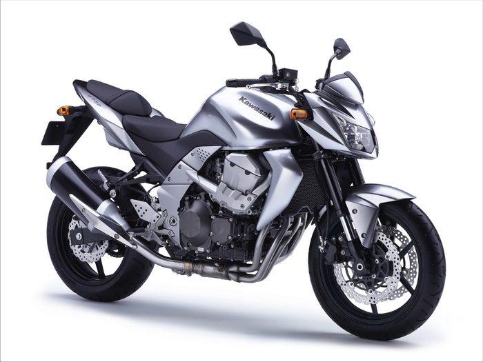 Kawasaki Z 750 2009 - 32