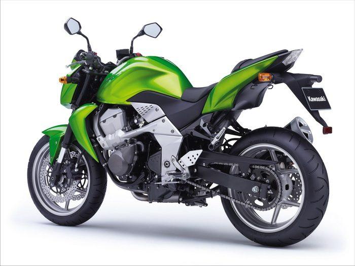 Kawasaki Z 750 2009 - 37