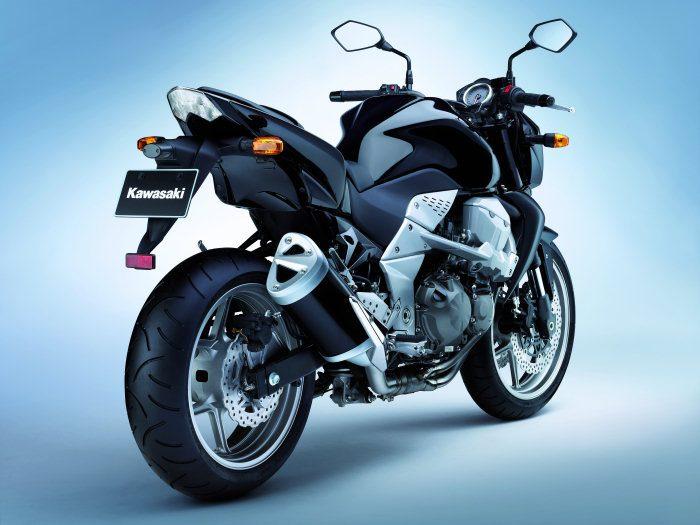 Kawasaki Z 750 2009 - 4