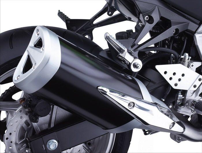 Kawasaki Z 750 2009 - 43