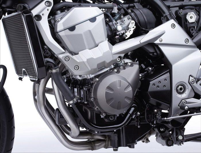 Kawasaki Z 750 2009 - 49