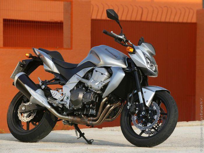 Kawasaki Z 750 2009 - 5