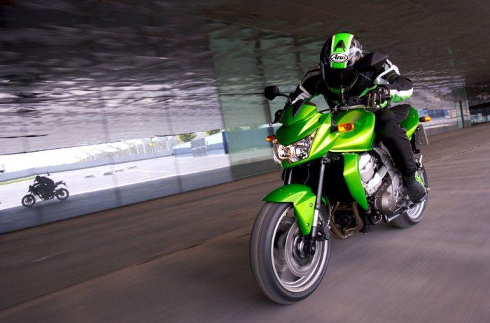 Kawasaki Z 750 2009 - 51