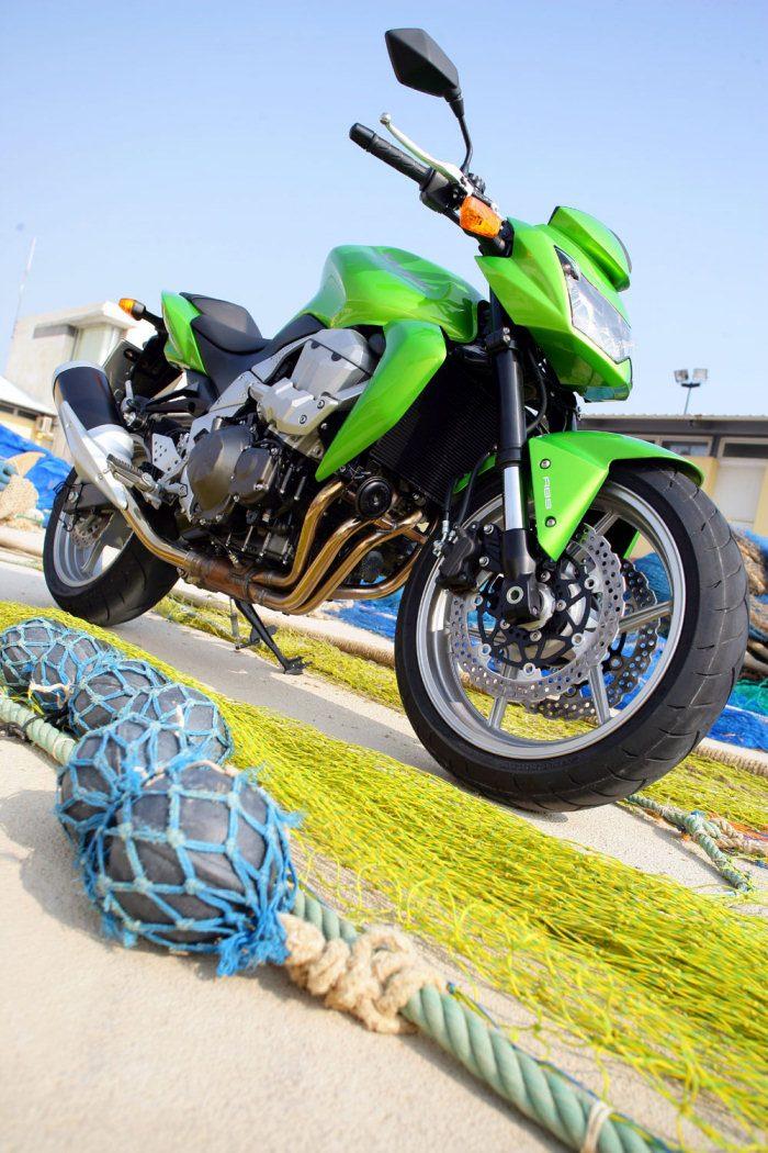 Kawasaki Z 750 2009 - 52