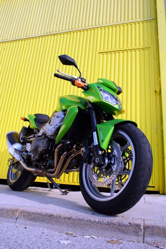 Kawasaki Z 750 2009 - 54