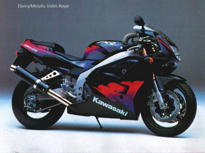 Kawasaki ZXR 400 R 1992 - 4