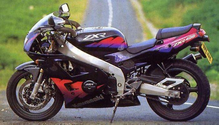 Kawasaki ZXR 400 R 1992 - 6