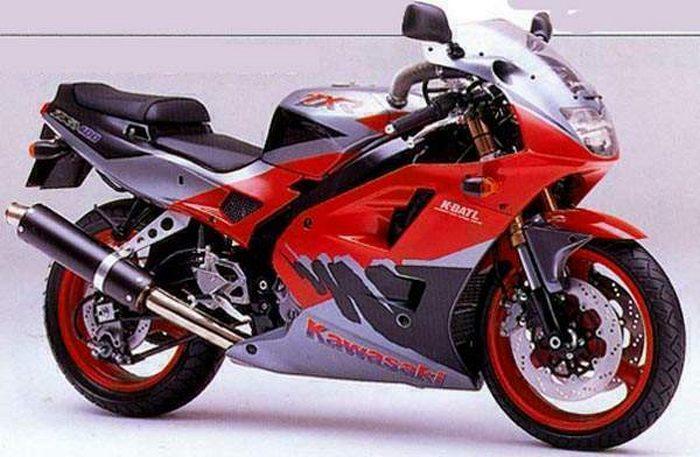 Kawasaki ZXR 400 R 1992 - 7