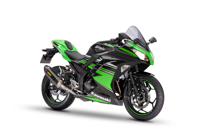 Kawasaki Ninja 300 KRT Performance 2016 - 6
