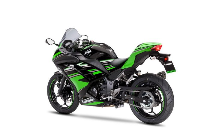 Kawasaki Ninja 300 KRT Performance 2016 - 1