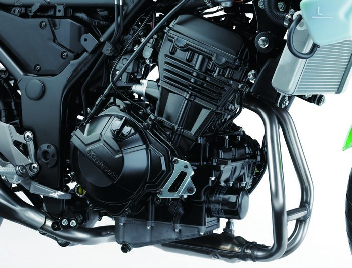 Kawasaki Ninja 300 R 30ème anniversaire 2015 - 6