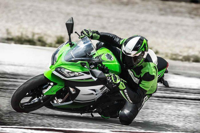 Kawasaki Ninja 300 R 30ème anniversaire 2015 - 7