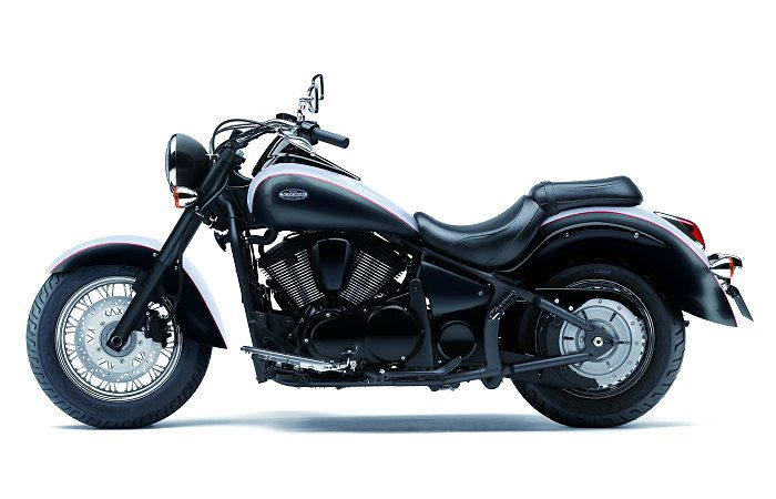 Kawasaki VN 900 Classic Special Edition 2013 - 4