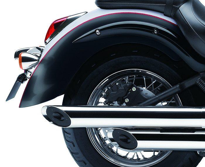Kawasaki VN 900 Classic Special Edition 2013 - 3