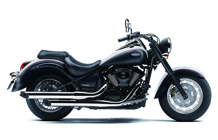 Kawasaki VN 900 Classic Special Edition 2013 - 8