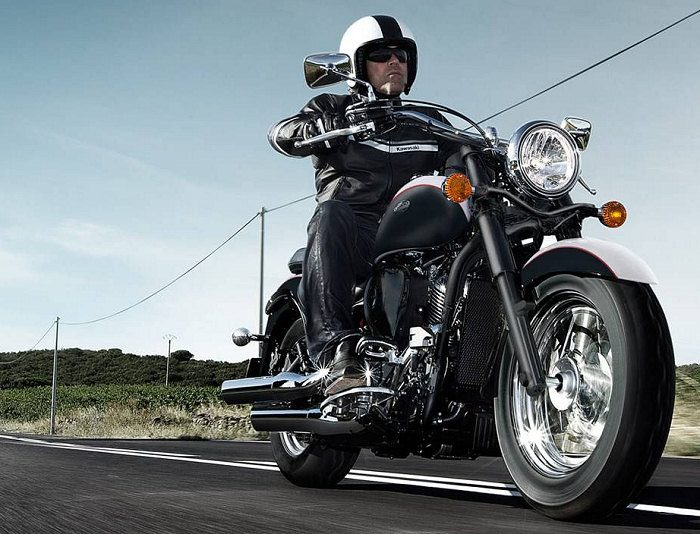 Kawasaki VN 900 Classic Special Edition 2013 - 5