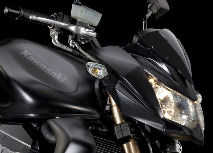 Kawasaki Z 750 R Black Edition 2013
