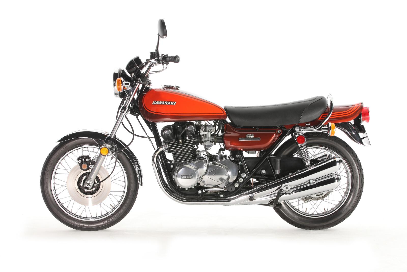 Kawasaki 900 Z1 1972 - 13