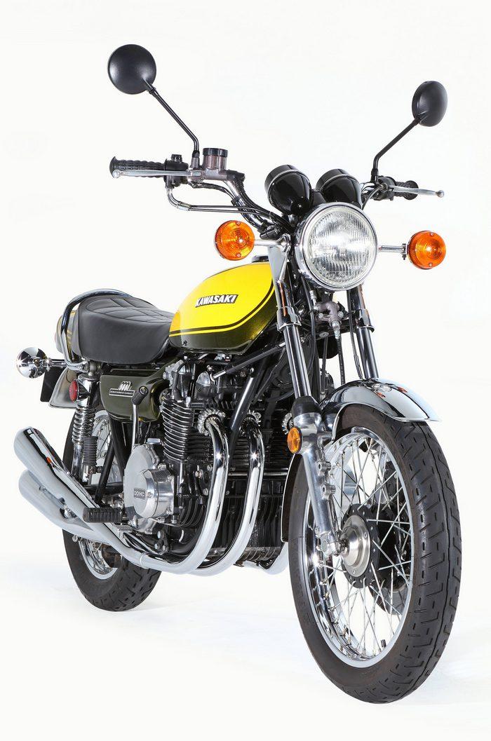 Kawasaki 900 Z1 1972 - 4