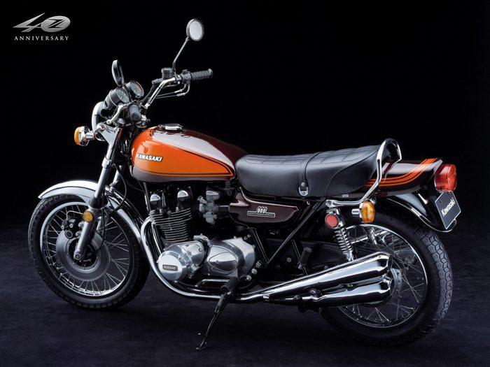 Kawasaki 900 Z1 1972 - 8