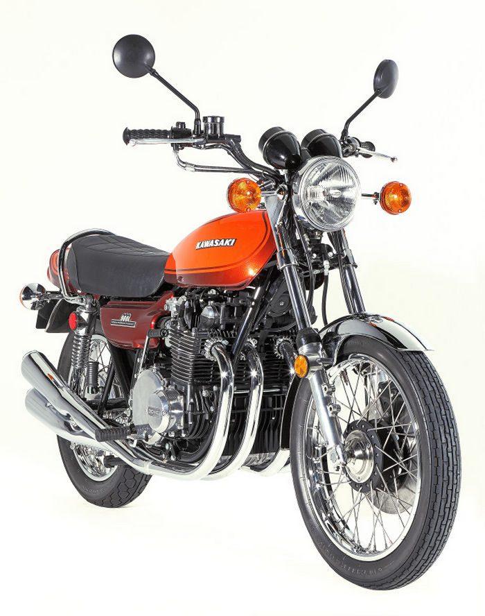 Kawasaki 900 Z1 1972 - 6