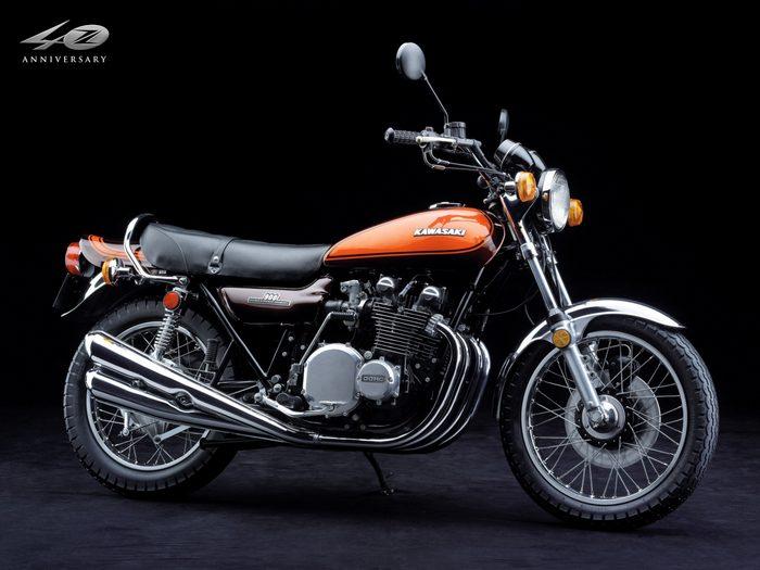 Kawasaki 900 Z1 1972 - 3