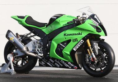 Kawasaki ZX-10R 1000 EWC Endurance