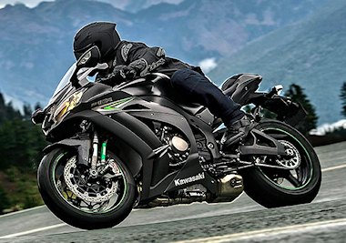 moto Kawasaki ZX-10R 10002016