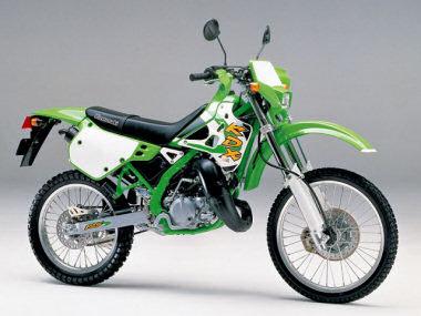 Kawasaki KDX 125