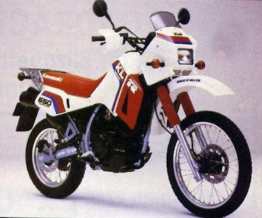 KLR 650 1988