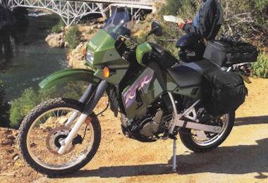 KLR 650 1993