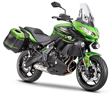 Kawasaki VERSYS 650 Special Edition TOURER Plus