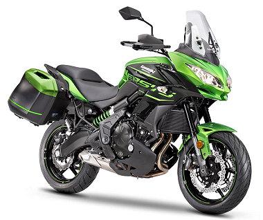 Kawasaki VERSYS 650 Special Edition TOURER 2017