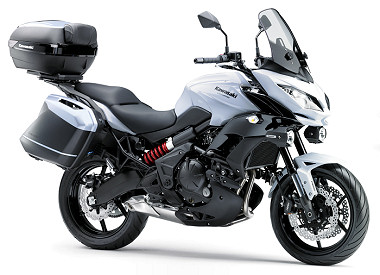 Kawasaki VERSYS 650 GRAND TOURER 2015