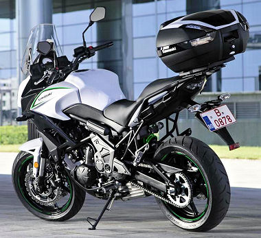 Kawasaki VERSYS 650 GRAND TOURER 2018