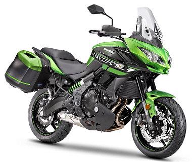 Kawasaki VERSYS 650 TOURER 2018