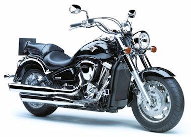 Kawasaki VN 2000 Classic 2008