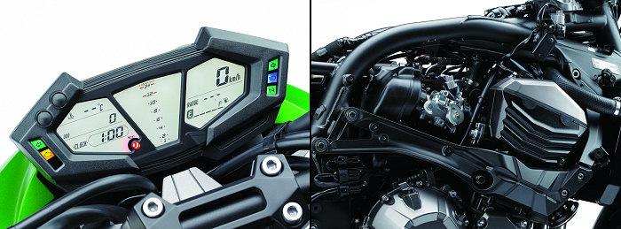 Kawasaki Z 800 2014 Fiche Moto Motoplanete