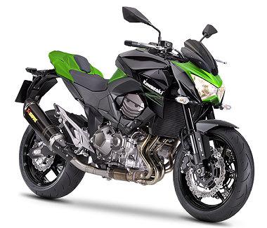 Kawasaki Z 800 e Performance 2015