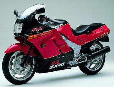 Kawasaki ZX-10 1000 TOMCAT