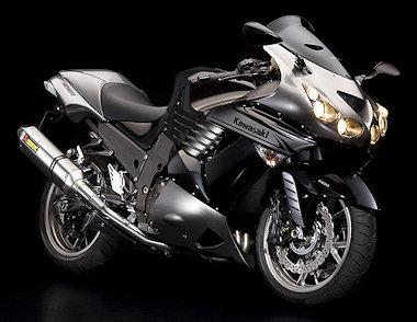Kawasaki 1400 ZZR Performance Edition
