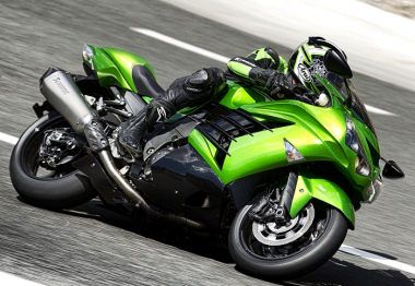 1400 ZZR Performance Edition 2012