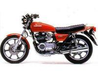 kawasaki z650 1982 fiche moto motoplanete. Black Bedroom Furniture Sets. Home Design Ideas