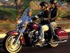moto Kawasaki VN 1500 TOURER 2001