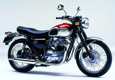 Kawasaki W 650