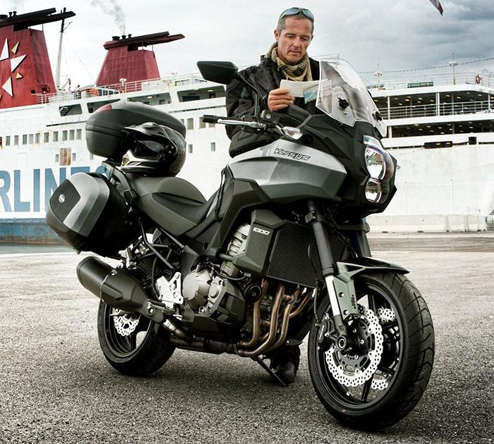 kawasaki versys 1000 2013 fiche moto motoplanete. Black Bedroom Furniture Sets. Home Design Ideas