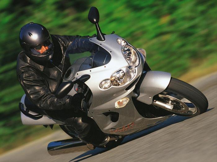 Kawasaki 1200 ZZR